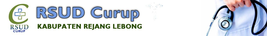 Website RSUD Curup